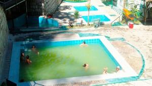 Thermal Baths in Aguas Calientes