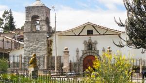 Church in Pampachiri