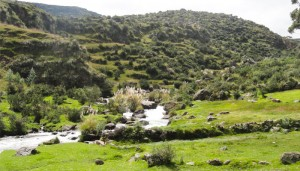 The Chicha Soras Valley