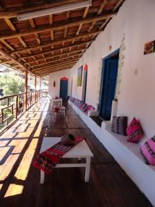 Alojamiento en Pampachiri